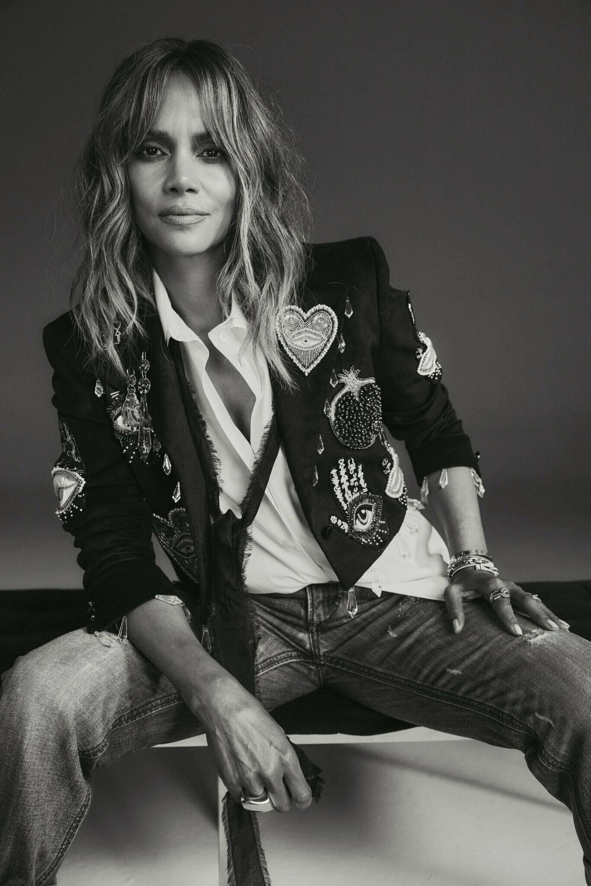Halle Berry in The New York Times - September 2021